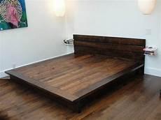 diy king platform bed frame simple bed frame diy
