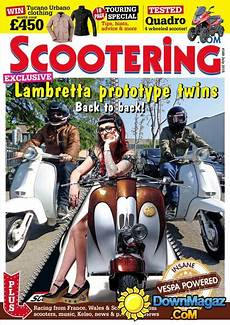 magasin scooter scootering uk july 2015 187 pdf magazines
