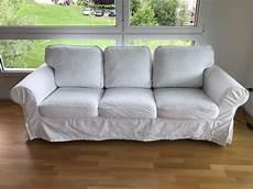 sofa weiss ikea ektorp 3er sofa vittaryd weiss kaufen auf ricardo