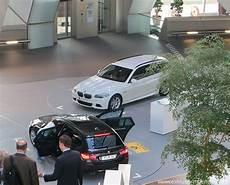 Bmw Welt Auto Abholung