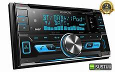 kenwood dpx 7000dab 2 din car cd aux usb mp3 radio