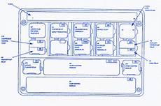 Bmw 540i E34 V8 1993 Fuse Box Block Circuit Breaker