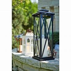 20 in metal lantern in black 14032m the home depot
