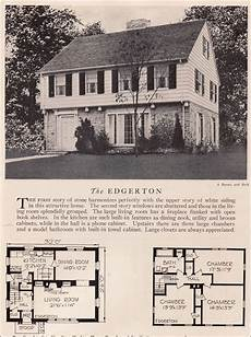 garrison colonial house plans american residential architecture house plans 1929