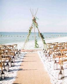 22 ideas for an elevated beach wedding martha stewart weddings