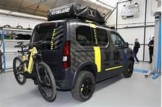 peugeot partner 4x4 dangel prix peugeot rifter 4x4 concept un showcar qui annonce le