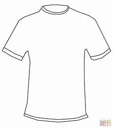 t shirt coloring page free printable coloring pages