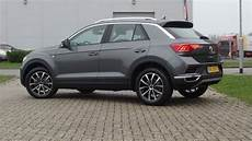 Volkswagen New T Roc 2018 Style Indium Grey Metallic
