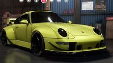 Need For Speed Payback Porsche 911 S 993