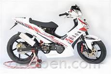 Variasi Motor Supra X 125 by Modifikasi Motor Supra X 125