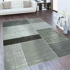 teppich taupe designer teppich patchwork muster taupe teppich de
