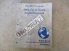 car engine manuals 2001 infiniti g auto manual 2001 ford car truck engine emissions facts summary book manual oem ebay