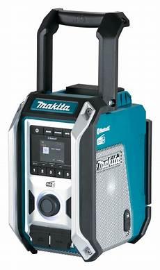 Makita Dmr115 Akku Baustellenradio Dab Dab Bluetooth