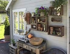 Aussen Hauswand Deko Home Ideen
