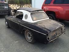 EARLY 1967 DATSUN 1600 FAIRLADY ROADSTER SHORT WINDSHIELD