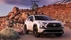 the 2020 toyota rav4 trd road adds even more toughness