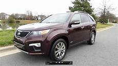2012 kia sorento sx awd in depth review start up exhaust