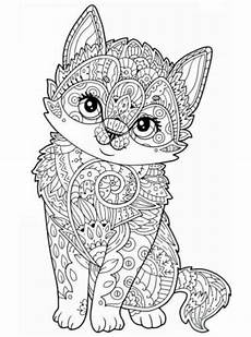 Ausmalbilder Erwachsene Katzen Malvorlage Katze Umriss 1ausmalbilder