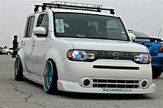 Modified Nissan Cube