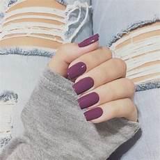 fialove matne nehty 14 trendy nail ideas you to try nehty barevn 233