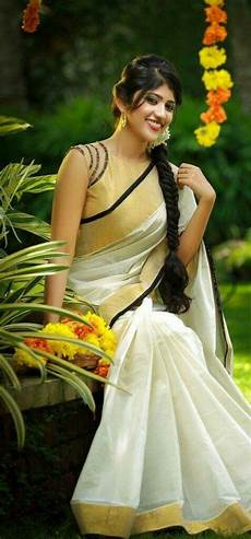 kerala saree style kerala saree keralasaree kerala saree blouse designs saree blouse