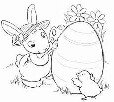 Ausmalbilder Osterhase Zum Ausdrucken Ausmalbilder Kostenlos Ausdrucken Malvorlagen Zu Ostern