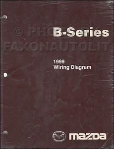 1999 mazda b2500 engine diagram 1999 mazda b4000 b3000 b2500 truck wiring diagram manual original