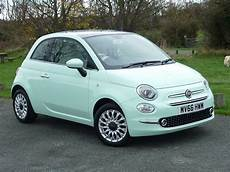 used smooth mint green fiat 500 for sale cheshire fiat