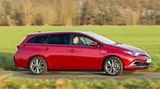 Toyota Auris Hybrid Touring Sports 2017 Review Befirstrank