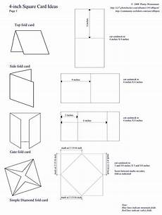 u fold card template 1000 images about cards folding techniques on