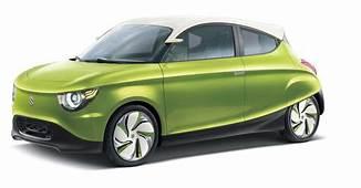2011 Tokyo Motor Show Trio Of Suzuki City Car Concepts