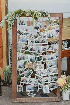 Fotos An Wand Ideen - 21 fabulous wedding photo display ideas reception