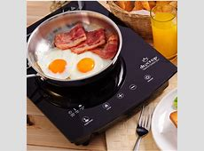 Duxtop Sensor Touch Induction Cooktop   The Secura