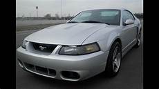 ford mustang 6 coupe sold 2004 ford mustang svt cobra coupe silver 4 6 32v