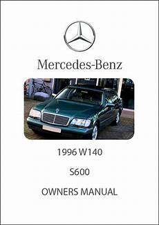 service manuals schematics 1996 mercedes benz s class free book repair manuals mercedes benz w140 s600 1996 owners manual free mercedes benz benz mercedes benz cars