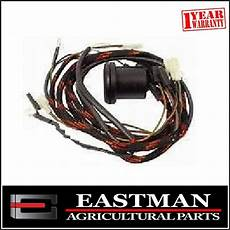 Wiring Harness To Suit Massey Ferguson 135 148 Ad3 152