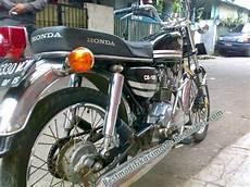 Gl 125 Modif by Modifikasi Honda Gl 100 1989 Modif Honda Cb 125 Srj