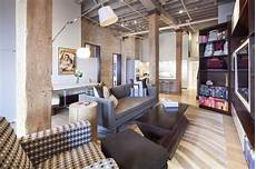 Loft Design For A Family That Makes Clever Use Of Its loft style apartment for big family in new york city