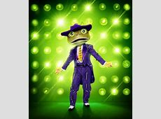 clues for the frog masked singer