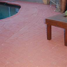 home dzine garden ideas paving paint on concrete and