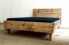 Betten Designer Bett Aus Bauholz 180 X 210 Ein