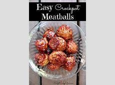 crock pot meatballs and sauce_image