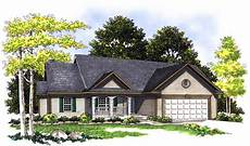 country style ranch home plan 89426ah architectural