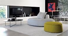 asta mobili divani divano pouff ovale milos con schienale rimovibile