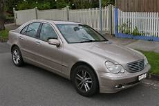 αρχείο 2002 Mercedes C 180 Kompressor W 203 My03