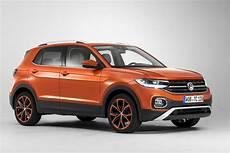 Volkswagen T Cross 2018 Infos Et Photos Officielles Du