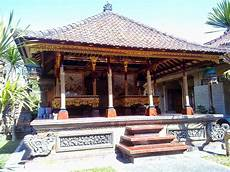 Mari Mengenal Lebih Dekat Indahnya Rumah Adat Bali Yang