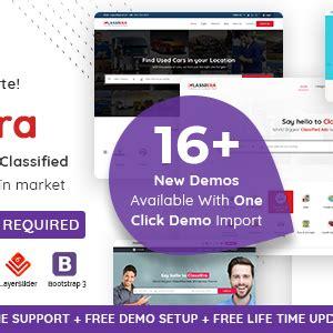 classiera v3 0 4 classified ads wordpress theme