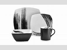 17 Dinnerware Sets With Square Plates   Home Design Lover