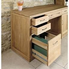 mobel solid oak home office furniture large double